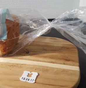 Dubbele sealing glutenvrij brood Albert Heijn