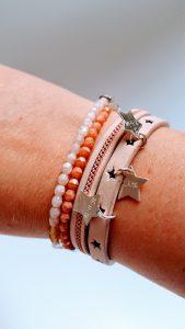 Kaya armband combineren met