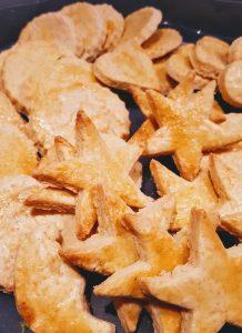 Glutenvrije en koemelkvrije koekjes