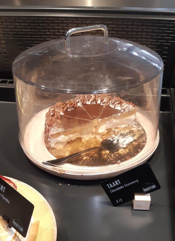 Glutenvrije taart Intratuin Duiven Proeftuin