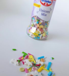Unicorn mix dr oetker