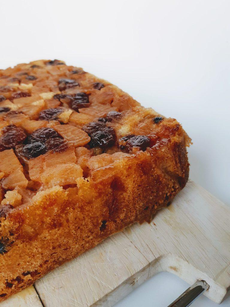 koemelkvrije en glutenvrije Appeltaart-cake koemelkvrij en glutenvrij