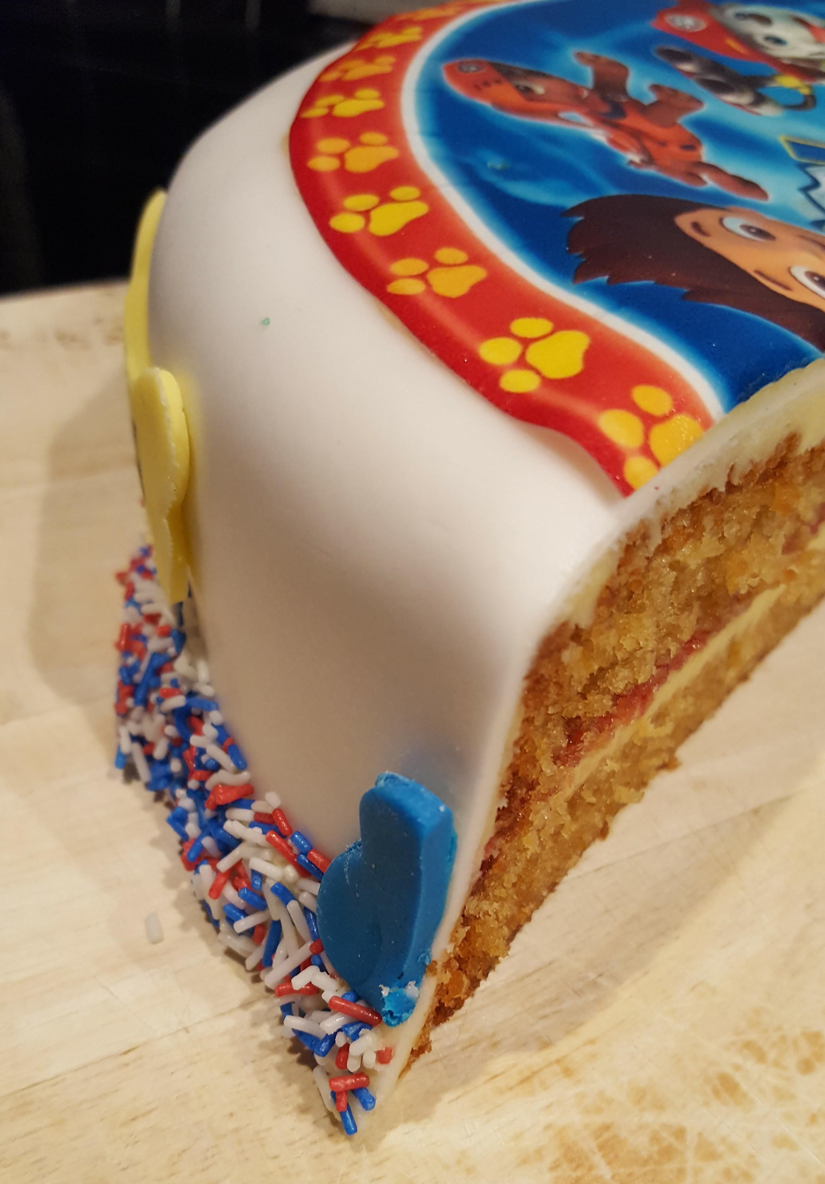 Fonkelnieuw Recept: De Verjaardagstaart (koemelkvrij, lactosevrij & tarwevrij MQ-38