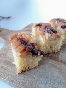 Appeltaart-cake koemelkvrij en glutenvrij